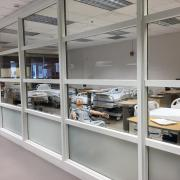 Stryker beds at Mohawk College IAHS campus