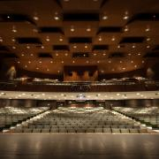 McIntyre Performing Arts Centre seating