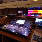 McIntyre Performing Arts Centre SoundBooth