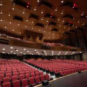McIntyre Performing Art Center stage view