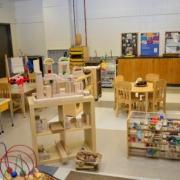 ECE Lab Block Area