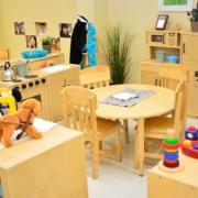 ECE Lab Dramatic Play Area