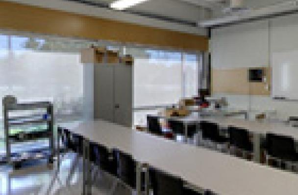 Stoney Creek Campus Classroom
