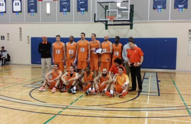 Mens Basketball Team