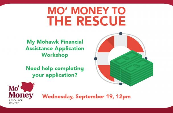 Get help completing your My Mohawk Financial Assistance Application with this hands-on workshop