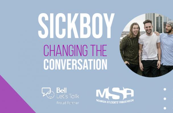Sickboy: Changing the Conversation event graphic