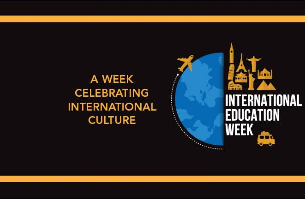 A week celebrating international culture - International Education Week