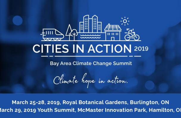 Cities in Action 2019: Bay Area Climate Change Summit