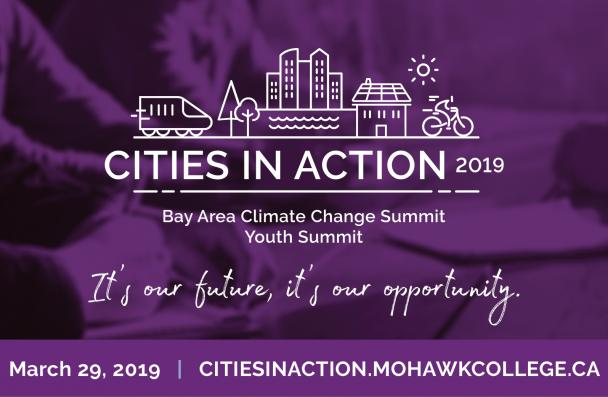 Cities in Action 2019: Bay Area Climate Change Youth Summit