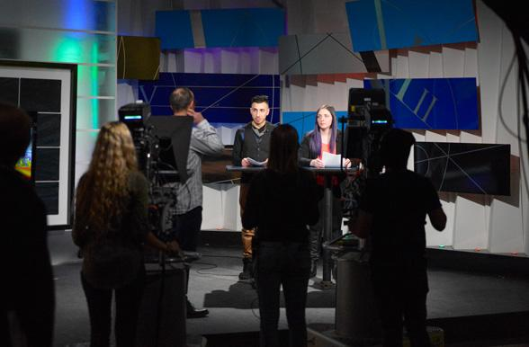 Communications Media Practices 266 Mohawk College