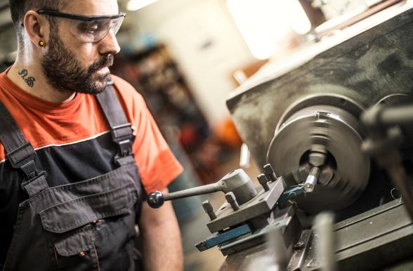 Manufacturing Engineering Technician Automation