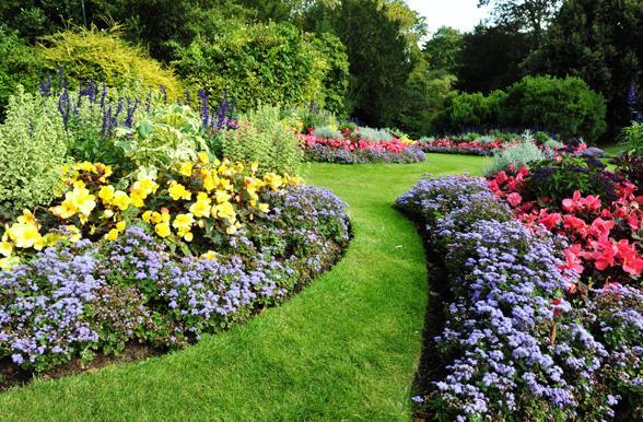 Landscape design 080 mohawk college for Home study garden design courses