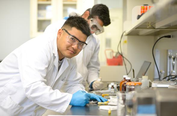 Resent technolgy in chemical engineering