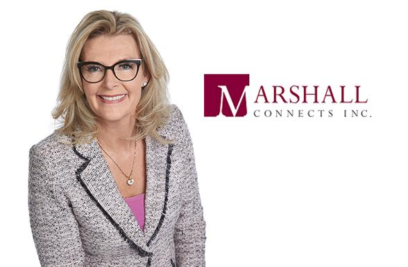 Linda Marshall, President of Marshall Connects