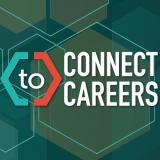 Connect to Careers job fair logo