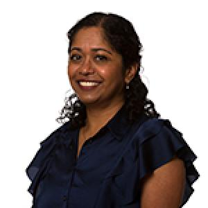 Headshot of Usha Vivegananthan